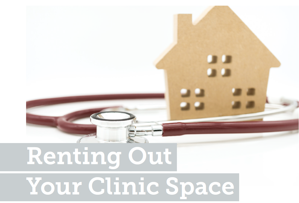clinic space facilities hire