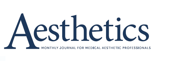 journal aesthetics logo clinic space focus